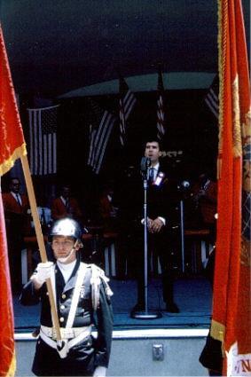 July 4, 1966 at McAuthor Park